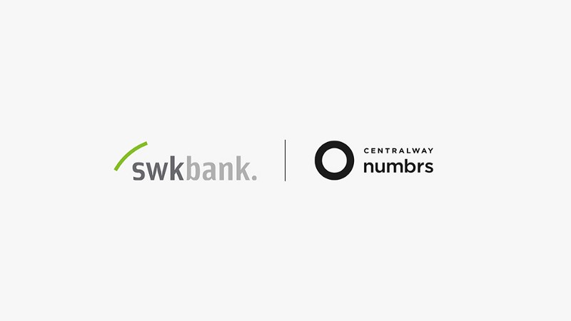 Centralway Numbrs Partners With Swk Bank Numbrs Com